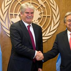 España, en la Semana Ministerial de Naciones Unidas